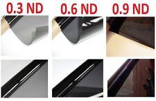 More details for 3 x neutral density lighting filter gel sheets 24