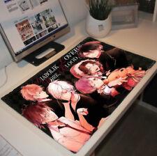 Game DIABOLIK LOVERS Cosplay Big Mouse Mat Otaku Black Gaming Pad 40*70cm #GT30