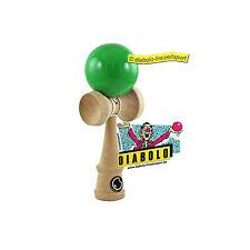 Kendama SunRise Street Grün Geschicklichkeitsspiel Jonglieren Fun-Sport Zubehör