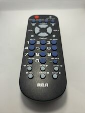 Rca Universal Remote Control with 4 Device Controls Tv, Cable, Vcr, Dvd, Aux