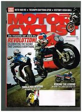 MOTORCYCLIST JUNE 2011 SEE CONTENTS PAGE IN SECOND PHOTO