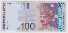 AA First Prefix RM100 Ahmad Don Side-Sign Gem UNC Malaysia