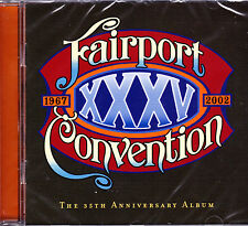 FAIRPORT CONVENTION xxxy the 35th anniversary album CD NEU OVP/Sealed