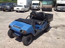 2007 Club Car gas Utility box golf Cart Industrial Burden Carrier 11hp engine