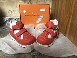 Open Box Seventeen Freedoms Kids Orthopedic Toddler Size 9 Shoes