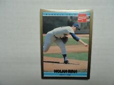 Nolan Ryan 1992 Donruss Coca Cola Unopened Pack SHORT PRINT RARE ITEM