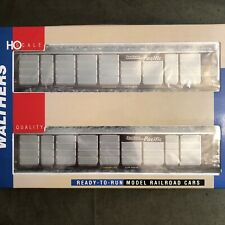 Walthers RTR HO 2 Pack Thrall 89' Tri-Level Auto Carrier Southern Pacific