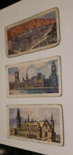 ABC Minors Club - Trading Card - Parliament Buildings -  3 x Trading Cards