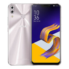 Asus Zenfone 5z Zs620kl 128gb/6gb Unlocked Smartphone silver KK