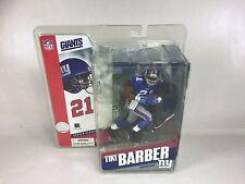 NFL Mcfarlane Series 11 Tiki Barber Figure New York Giants