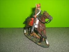 DelPrado Cavalry of the Napoleonic Wars No 31 Trooper, Austrian Hussars, 1814