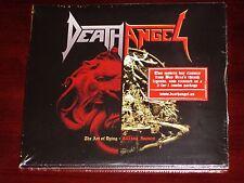 Death Angel: The Art Of Dying + Killing Season 2 CD Set 2016 Nuclear Blast NEW