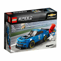 75891 LEGO Speed Champions Chevrolet Camaro ZL1 Race Car 198pcs Age 7+ New 2019!