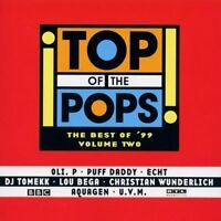 Top of the Pops-Best of '99 Vol.2 Oli. P, Echt, Dj Tomekk, Lou Bega, De.. [2 CD]