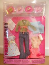 Barbie FASHION FEVER CLOTHES CLOSET MIX AND MATCH G9015