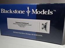 HOn3 BLACKSTONE MODEL P.N. B310206-S D&RGW C-19 CLASS 2-8-0 UNLETTERED W/SOUND
