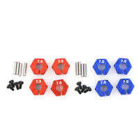 RC HSP   7.0 Wheel Hex 12mm Drive With Pins&Screws 4P For  Car