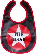 Sourpuss The Clash Big Star Baby Bib