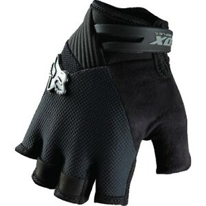 Fox Racing Reflex Gel Short S/F Glove Black