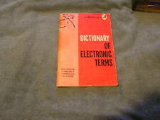 Allied Dictionary of Electronic Terms 1968 8th Edition
