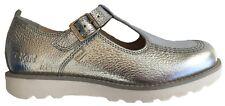 Kickers T Suma 2 Ladies Shoe - Metallic Silver