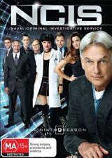 NCIS : Season 9 (DVD, 6-Disc Set) NEW