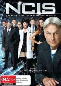 NCIS Season 9 (DVD, 6-Disc Set) NEW