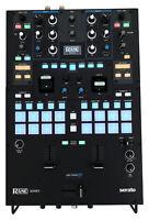 RANE SEVENTY 2-Channel Serato DJ Battle Mixer W/16-Pads/Dual USB/Mic Inputs/FX