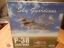 SKY GUARDIANS  LOCKHEED MARTIN P-38 LIGHTNING ELSIE 49TH FG 1:72