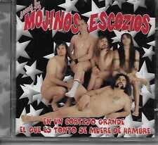 Mojinos Escozios – En Un Cortijo Grande El Que Es Tonto Se Muere De Ha. CD 2000