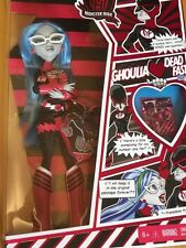 GHOULIA YELPS super hero SAN DIEGO COMIC CON SDCC 2011 Monster High POUPEE neuve