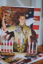 Eagle Scout Cards, Envelopes (7) Boy Scout Court Of Honor Invitations Thank You