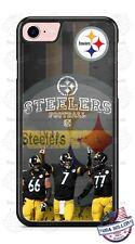 Pittsburgh Steelers Quarterback Phone Case Cover Fits iPhone Samsung LG etc