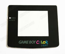 Game Boy Colour Light - Glass Lens Replacement UK Dispatch