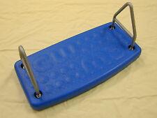 Swingset Swing, commercial swing seat,Playground swing seat, mega flat seat,blue