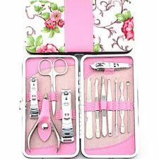 12pc Nail Cutter Clipper set For Manicure, Pedicure cuticle gift UK