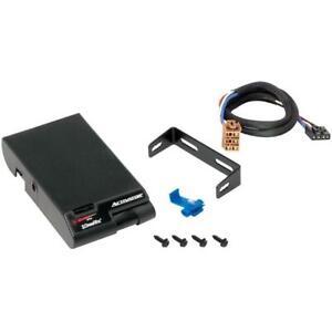 Trailer Brake Control for 99-02 Chevy Silverado 1500 2500 3500 w/ Wiring Adapter