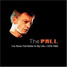 The Fall Mark E Smith ~ I Never Felt Better in My Life NEW CD Totally Wired Etc