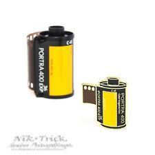 Kodak Portra 400 35mm ~ Enamel Pin Badge ~ Lovely Top Quality Product