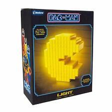 PAC MAN Pixélisé lumière nuit humeur Lampe USB détecteur de mouvement joue Pac-Man Sons!!!