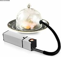Portable Smoke Infuser Mini Food Smoker for Meat, Cocktail, Drinks, BBQ Handheld