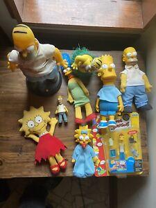 Assorted Simpson Dolls