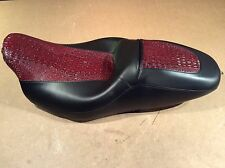 2011-up Harley Street Glide / Road Glide Alligator Seat Cover