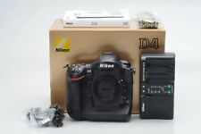 Nikon D4 16.2MP Digital SLR Camera Body #150