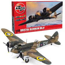 AIRFIX A09186 Bristol Blenheim Mk.IF 1:48 Aircraft Model Kit