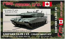 1/35th Real Model Canadian 2A4M Leopard update