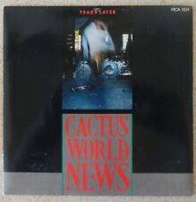 """Cactus World News, Years Later 7"""", MCA Records"""