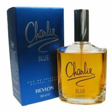 CHARLIE BLUE by Revlon 3.4 oz. EDT Spray Women's Perfume 100 ml New NIB