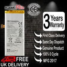 Genuine Huawei P8 lite Battery AKKU HB3742A0EZC+  3.8V 2200mAh P8 Lite ALE-L21