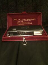 Vintage ITT 110 Magic Flash Téléobjectif appareil photo